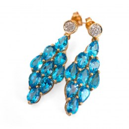 Blue_Topaz-Diamond_Earrings_1